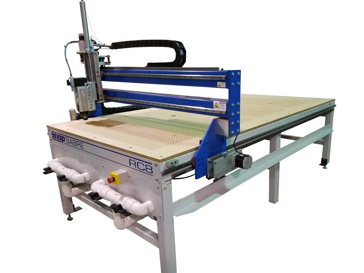 RC Series CNC Router Machine | CNC Router Cutting Machines