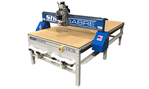 ShopSaber CNC Router RC8