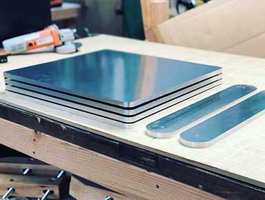 Aluminum Plates CNC Machining