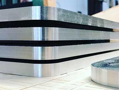Aluminum Stack CNC Machining