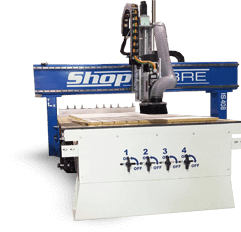 CNC Routers IS Series 408