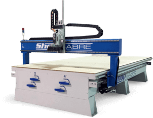 CNC Routers IS Series510