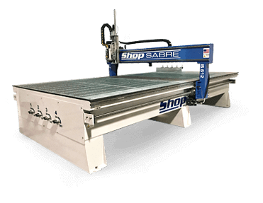 CNC Routers IS Series 612