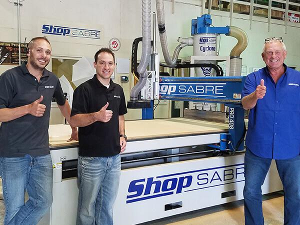Training | CNC Routers, CNC Plasmas | ShopSabre
