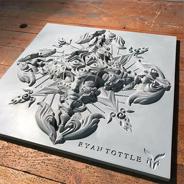 Ryan Tottle Carvings