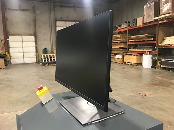 CNC Router Touch Screen monitor