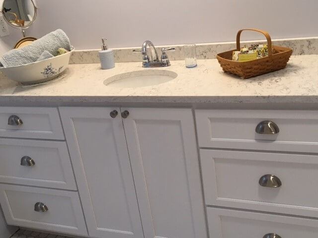 Bathroom Cabinets One Sink