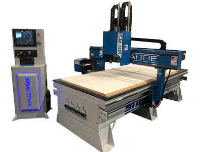 ShopSabre IS-M Series CNC Router