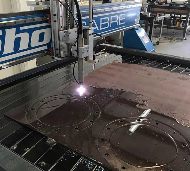CNC Plasma Tourch