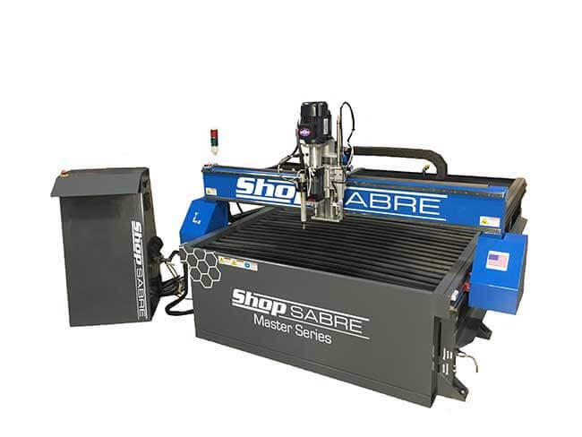 ShopSabre CNC Plasma Master Series