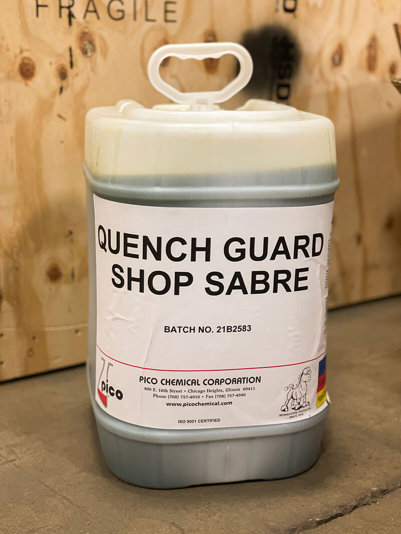 Quench Guard Water Treatment